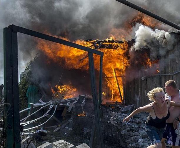 02.07.2014 Станица. ЛУГАНСКАЯ, Украина